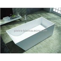 Prodigious Solid Surface Acrylic Bathroom Bathtubs PB1005