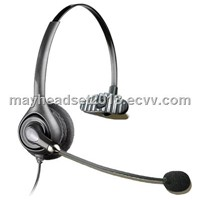 Professional headset with noise-canceling microphone HSM-600N