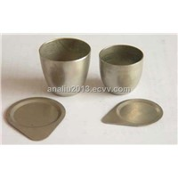 Pure Nickel Crucible with 40% Elongation