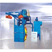 Q376/Q378/Q3710 hanger type shot/sand blasting machine