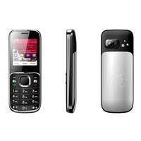 Quad band GSM 850/900/1800/1900 MHz mini China mobile phones 1.44 inch/dual sim card/low end