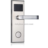 RF Mifare Card Lock, Electronic Card Lock, Hotel Door Lock