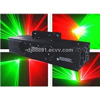 R&G Stage Laser Lighting (Two Shoot Beam Laser)
