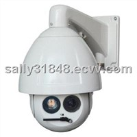 Rainly proof Wiper Finseen Outdoor Full HD 1080P PTZ High Speed Dome IP Camera FS-IPG718-VP