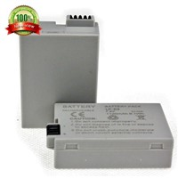 Rechargeable digital camera Li-ion battery LP-E8 for Canon