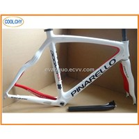 Road Bicycle Frame and Fork