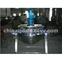 Sandwich cooking pot for food industries
