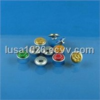 Security Lead Seals Aluminium Cover