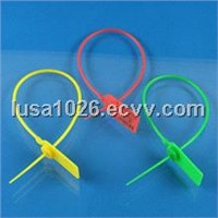 Self Lock Plastic Strap Seal Seal with SS blade