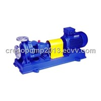 IH series single stage single suction chemical centrifugal pump