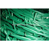 Single Twisted Barbed Wire Galvanized Direct Factory