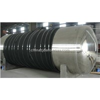 Small water tanks for stainless steel