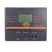 Solar60 60A Solar Charge Controller USB Mobile phone Battery Charger LG0
