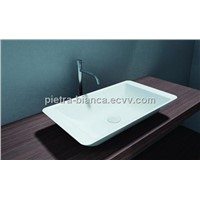 Solid Surface Bathroom Sinks PB2059