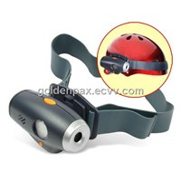 Sports Helmet Camera - Digital Video Recorder