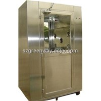 Stainless Steel Air Shower for Cleanroom