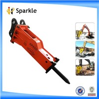 Takeuchi excavator parts/ mini excavator hydraulic road breaker