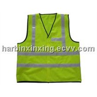 Traffic Police Reflective Safety Vest