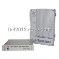 UHF380-490 Fiber Optic signal Repeater/booster/amplifier