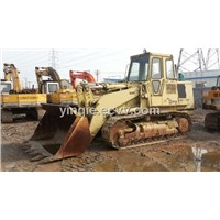 Used CAT973 Crawler Loader