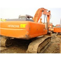 Used hydraulic excavator ZX240LC-HHE