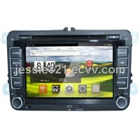 VW android 2.3.7 car dvd with GPS,Bluetooth,Ipod,TV,Radio,RDS,Wifi,3G