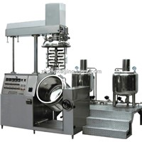 Vacuum Emulsification Mixer
