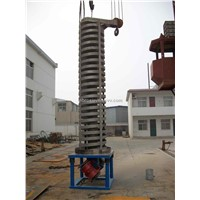 Vertical Vibrating Conveyor for Solid Material Conveying