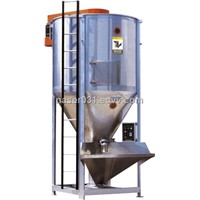 Vertical paddle mixer