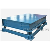 Vibrating Table For Precision Mold