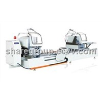 WINDOW PROFILE ALUMINUM CUTTING MACHINE