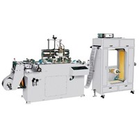 WQ-320 reel type silk screen printing machine