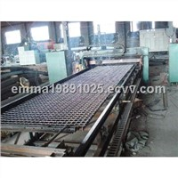 Welded Mesh Panel Machine