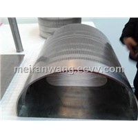 Welded wedge wire screen,water filter cartridge
