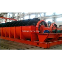 Wet Mineral Screw Classifier