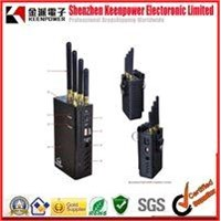 Wifi and Cell Phone signal Jammer with Single-Band Control - Shielding Radius Range 15 Meters