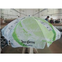 advertisement  umbrella