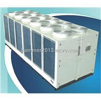 air cooled screw chiller/heat pump