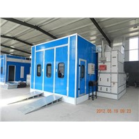 auto painting booths