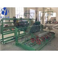 automatic chain link fence machine(mesh width 2-4m)