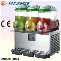automatic triple tanks slush ice machine smoothies machine YX-3