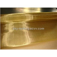 Brass Wire Mesh Cloth / Brass Filtering Cloth (Manufacturer)