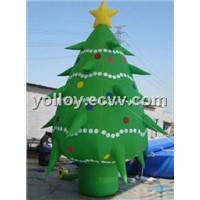 Christmas Outdoor Decoration 10ft Inflatable Christmas Tree