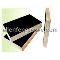 construction use waterproof black/brown film faced plywood