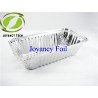 disposable foil tray
