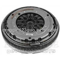 dual mass flywheel for ford