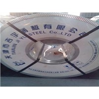 electrolytic tinplate coil and sheet