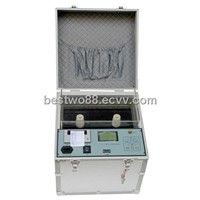 fully automatic transformer oil tester, oil analyzer, testing equipment