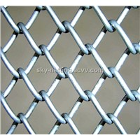 Galvanized Chain Link Fence (Anping Factory)