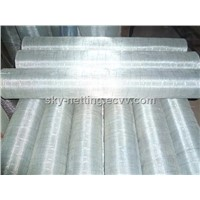 Galvanized Square Hole Iron Wire Netting (Direct Manufacturer )